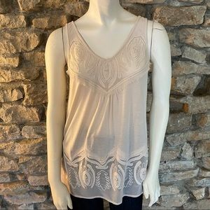 WILLOW & CLAY TANK TOP Size XS
